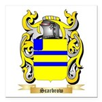 Scarbrow Square Car Magnet 3