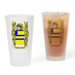 Scarbrow Drinking Glass