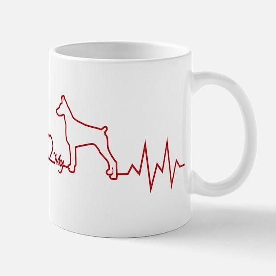 DOBERMAN PINSCHER Mug