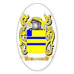 Scarboro Sticker (Oval)