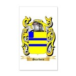 Scarboro 35x21 Wall Decal