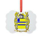Scarboro Picture Ornament
