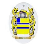 Scarboro Oval Ornament