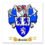Scanlon Square Car Magnet 3