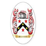 Scammell Sticker (Oval 50 pk)