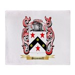 Scammell Throw Blanket