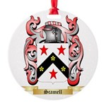 Scamell Round Ornament