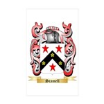Scamell Sticker (Rectangle 50 pk)