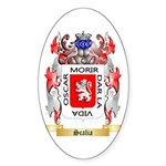 Scalia Sticker (Oval)