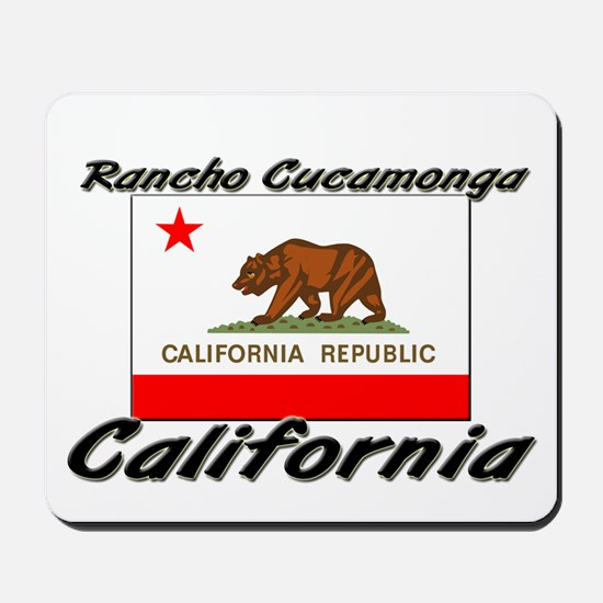 Rancho Cucamonga California Mousepad