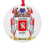 Scalera Round Ornament