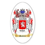Scalera Sticker (Oval 10 pk)
