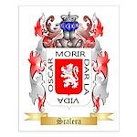 Scalera Small Poster