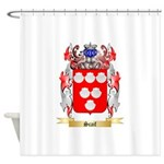 Scaif Shower Curtain
