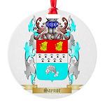 Saynor Round Ornament