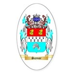 Saynor Sticker (Oval)