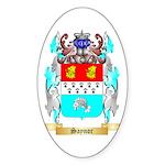 Saynor Sticker (Oval 50 pk)