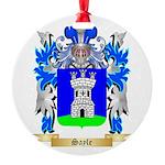 Sayle Round Ornament