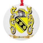 Sayer Round Ornament