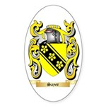 Sayer Sticker (Oval 10 pk)