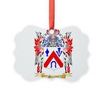 Saxton Picture Ornament