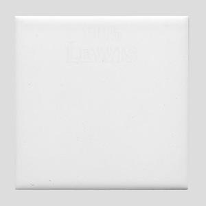 100% LEVI Tile Coaster