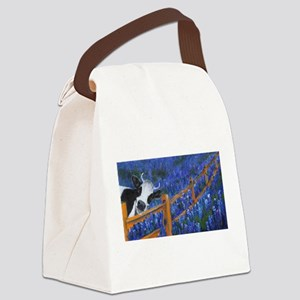 Spring has Sprung Canvas Lunch Bag