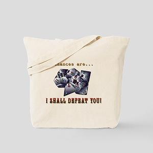 RPG, D&D, Gamer Dice Tote Bag