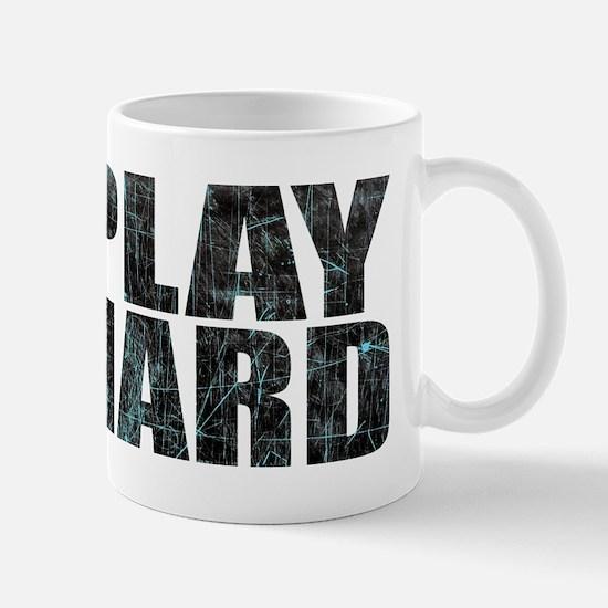 PLAY HARD Mugs
