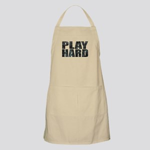 PLAY HARD Apron
