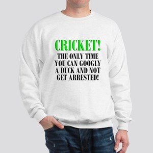 Cricket Sweatshirt