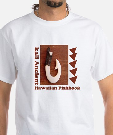 Kali Ancient Hawaiian Fishhook T-Shirt