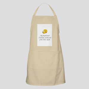 Beer on the Sun BBQ Apron