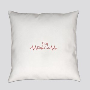 AFGHAN HOUND Everyday Pillow