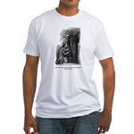 Spirit Pointed Fitted T-Shirt