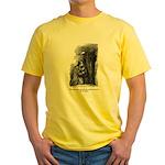 Spirit Pointed Yellow T-Shirt