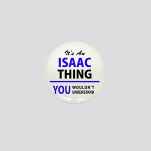 ISAAC thing, you wouldn't understand! Mini Button