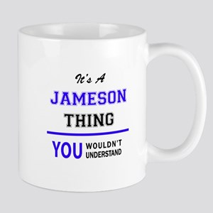 JAMESON thing, you wouldn't understand! Mugs