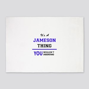 JAMESON thing, you wouldn't underst 5'x7'Area Rug