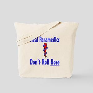 Real Paramedic Gifts Tote Bag