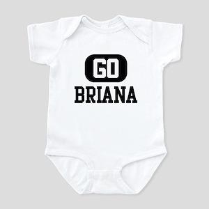 Go BRIANA Infant Bodysuit