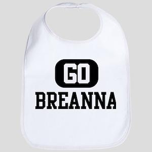 Go BREANNA Bib