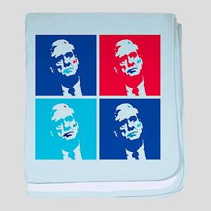 Robert Mueller Warhol Parody baby blanket