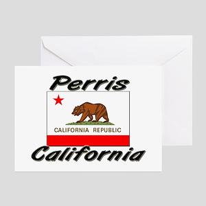 Perris California Greeting Cards (Pk of 10)