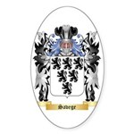Savege Sticker (Oval 50 pk)