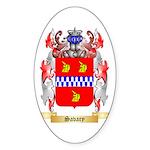 Savary Sticker (Oval 50 pk)