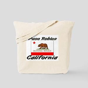 Paso Robles California Tote Bag