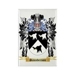 Saunderson Rectangle Magnet (10 pack)