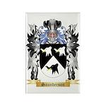 Saunderson Rectangle Magnet (100 pack)