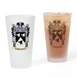 Saunders Drinking Glass